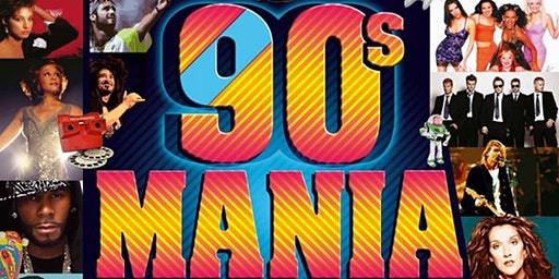 Cr8(365) Presents: Flash Back  90's Mania Party