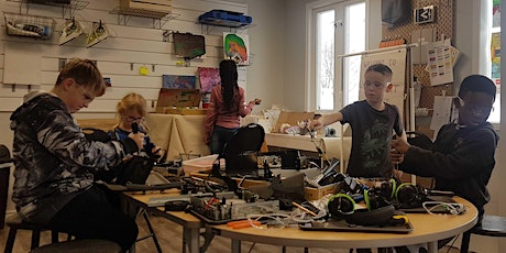 Maker Camp - February 3rd tickets