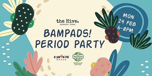BamPads! Period Party