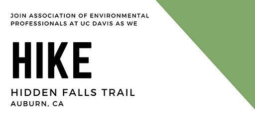 AEP at UC Davis Hike