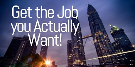 Get the Job You Actually Want! tickets