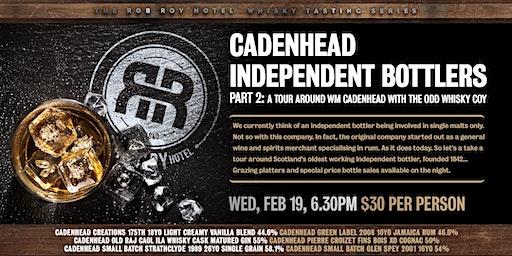 Cadenhead Part 2: A Tour Around WM Cadenhead With The Odd Whisky Coy