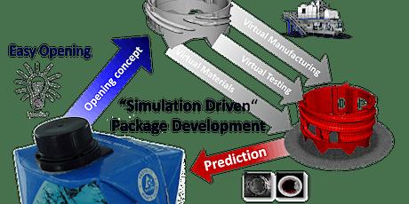 Digital produktutveckling och simulering tickets