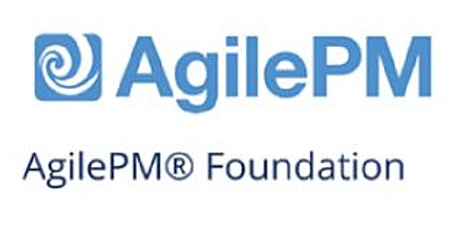 Agile Project Management Foundation (AgilePM®) 3 Days Virtual Live Training in Hong Kong tickets