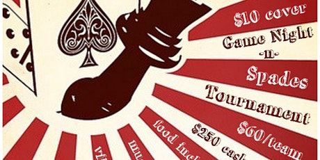 LGBTQ+ PoC Game Night & Spades Tournament  tickets