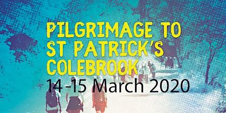 St Patrick's Pilgrimage tickets
