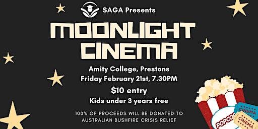 SAGA Moonlight Cinema