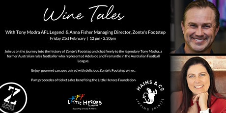 Wine Tales - Chapter Two tickets