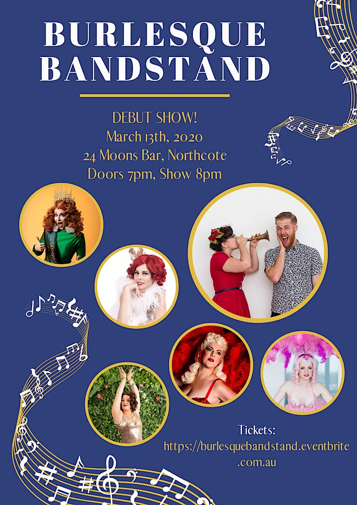 Burlesque Bandstand image