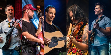 Yonder Mountain String Band w/ Rapidgrass tickets