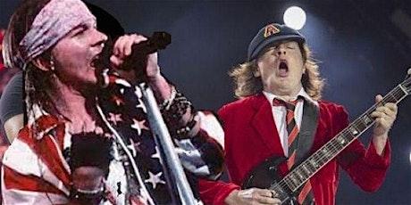 AXL/DC (AC/DC with Axl Rose Tribute) + DJ BB Hayes tickets