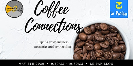 Coffee Connection - Networking Event - Le Papillon tickets