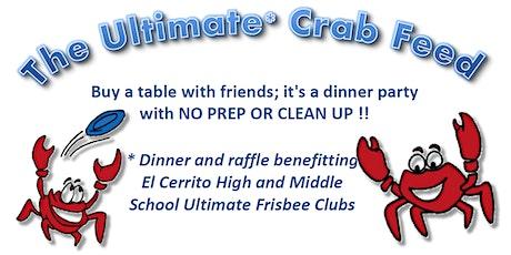 El Cerrito Ultimate Club Crab Feed tickets