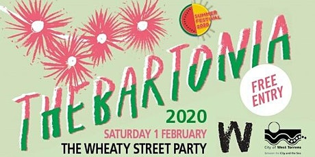 Dance to Live Music at Thebartonia! tickets