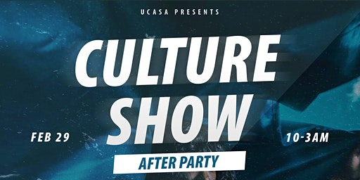 The Culture Show After Party