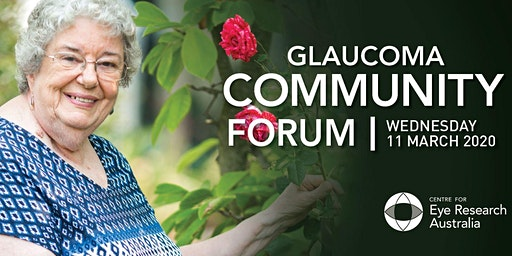 Glaucoma Community Forum