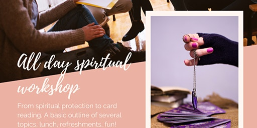 All Day Spiritual Workshop