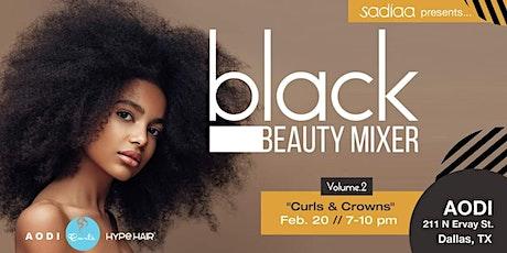 Sadiaa Black Beauty Mixer (Volume.2) tickets