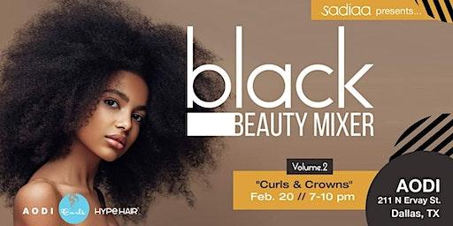 Sadiaa Black Beauty Mixer (Volume.2)