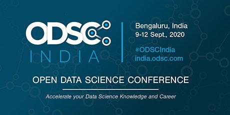 ODSC India 2020 tickets