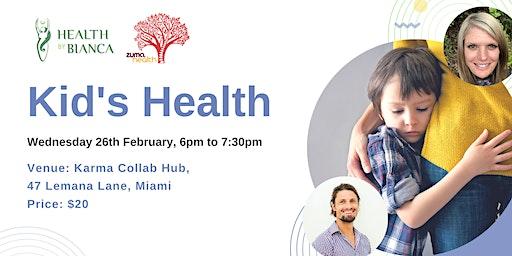 Kid's Health Workshop