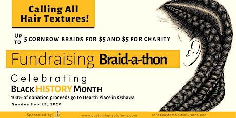 Braid-A-Thon tickets