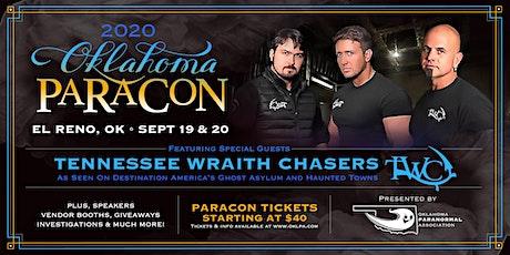 Oklahoma-Paracon 2020 tickets