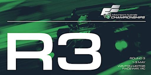 Shannons Motorsport Australia Championships — Winton