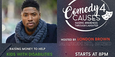 Comedy 4 Causes tickets