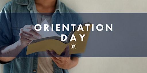 Orientation Day - Sydney Campus