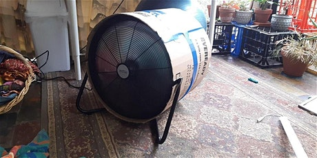 DIY Air Purifier Workshop and Smoke-proofing Your House tickets