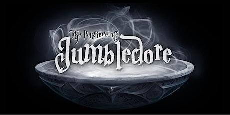 The Pensieve of Jumbledore tickets