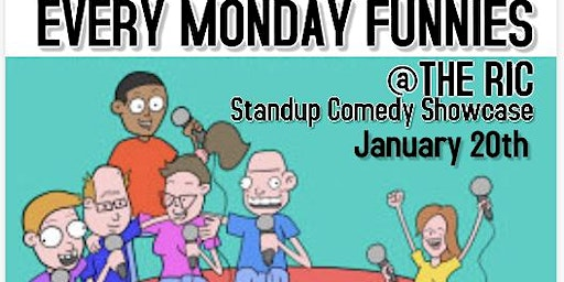 Every Monday Funnies @The RIC