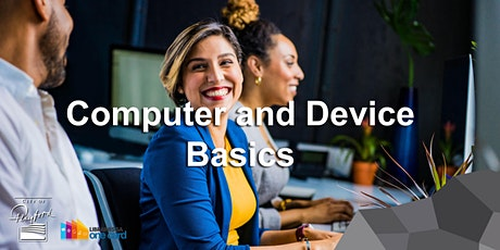 Computer and Device Basics tickets