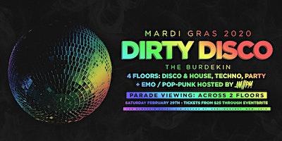 Dirty Disco: Mardi Gras 2020