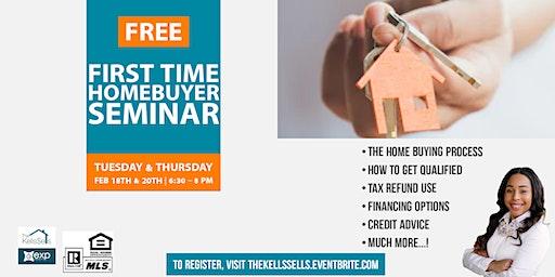 Homebuyer Seminar - FREE! (Feb 20, 2020)