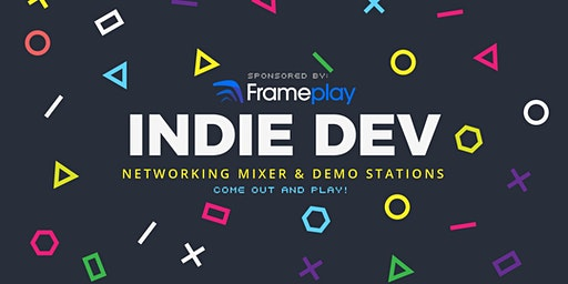 IndieDev GDC Networking Mixer & Demo Stations