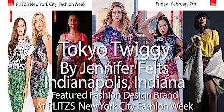 FASHION WEEK NY MODEL AUDITION for Tokyo Twiggy By Jennifer Felts tickets