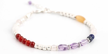 Bracelet Making with Sterling Silver and Gemstones tickets