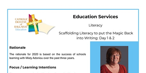 Scaffolding Literacy to put the Magic Back into Writing - Ballarat