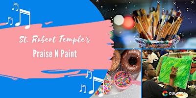 St Robert Temple Prasie N Paint