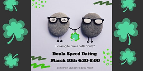 Doula Speed Dating-  March 2020 tickets
