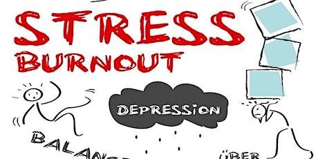 Stress, dépression, burn-out : Et si une part des solutions étaient dans l'alimentation? billets