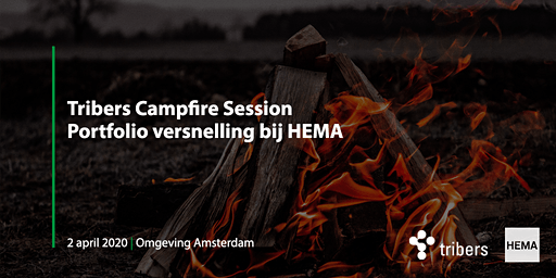 Tribers Campfire: Agile Portfolio Management bij Hema