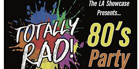 The LA Showcase 80's Party tickets