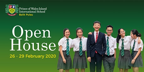 POWIIS Open House February 2020 tickets