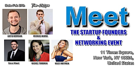 Meet the Founders - Special Speaker Series & Networking Event tickets