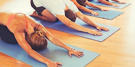 Seniors' Yoga Class tickets