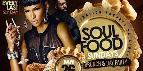 SOUL FOOD SUNDAYS BRUNCH & DAY PARTY #ATasteOfNikki tickets