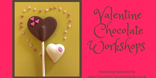 Half term Chocolate Workshop for children and families Feb 2020, Kelsall